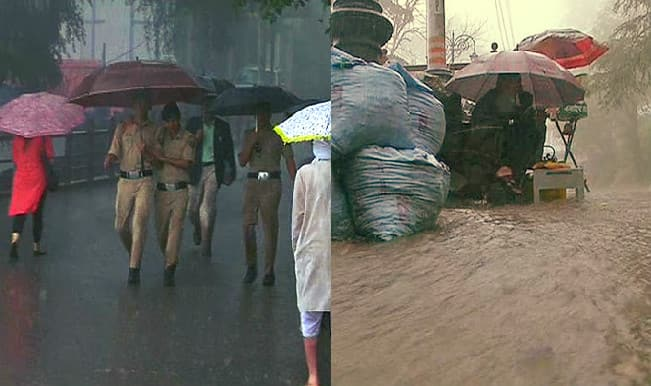 Heavy rains in North India: Monsoon triggers landslide; northern states on high alert