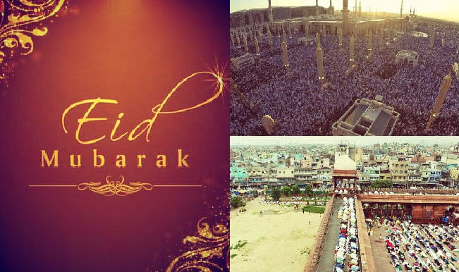 Eid Mubarak 2015: It's all about the compassionate side of The Indian Muslims' (Watch Video)