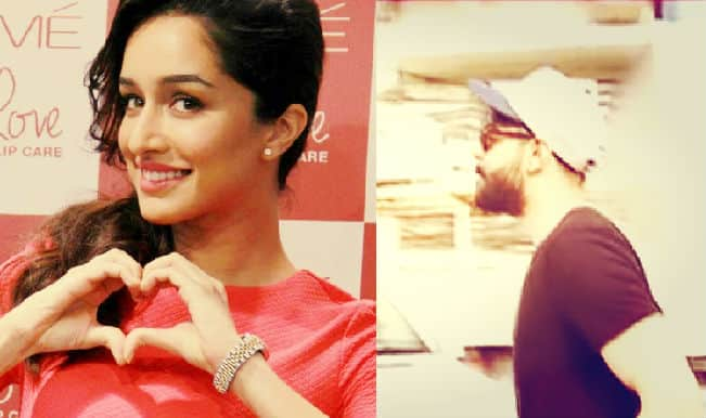 shraddha kapoor spends quality time with the new man in her life