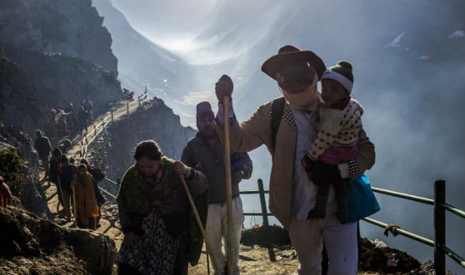 Amarnath Yatra resumes from Baltal camp