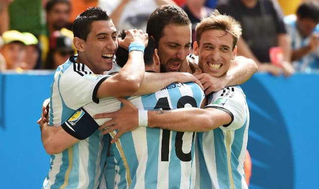Argentina rout Paraguay 6-1; set to meet Chile in Copa America 2015 final
