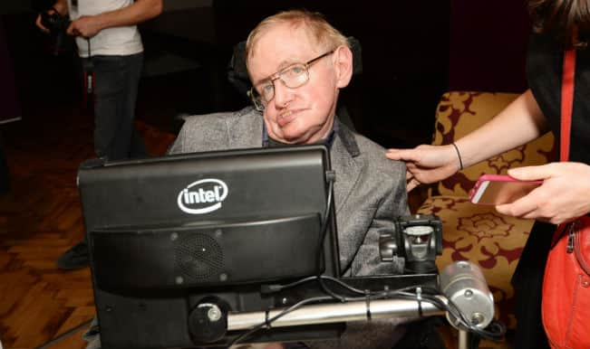 Ask questions from Stephen Hawking on Reddit