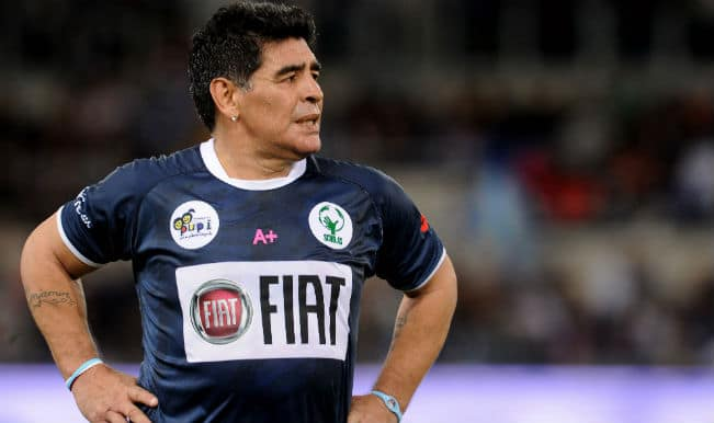 Diego Maradona demands replay of controversial Gold Cup semi-final