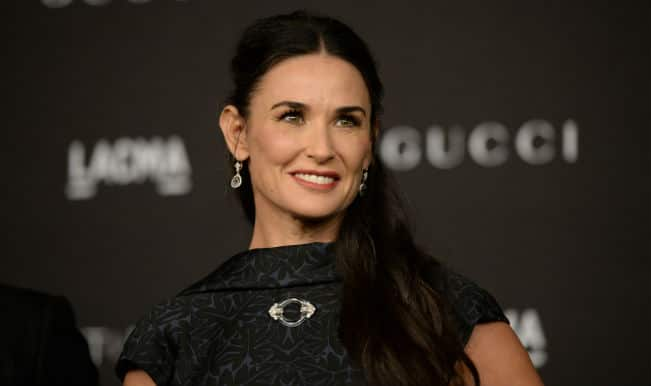 Demi Moore in shock after man drowns in her backyard pool