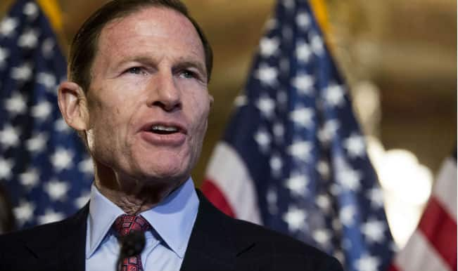 United States senator Richard Blumenthal: Comparing FIFA to mafia is insulting to mafia