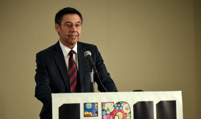 Josep Maria Bartomeu: Barcelona to appeal UEFA fine