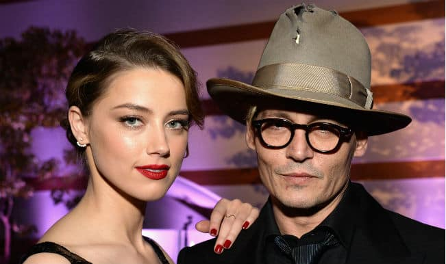 Johnny Depp's wife Amber Heard summoned over smuggling