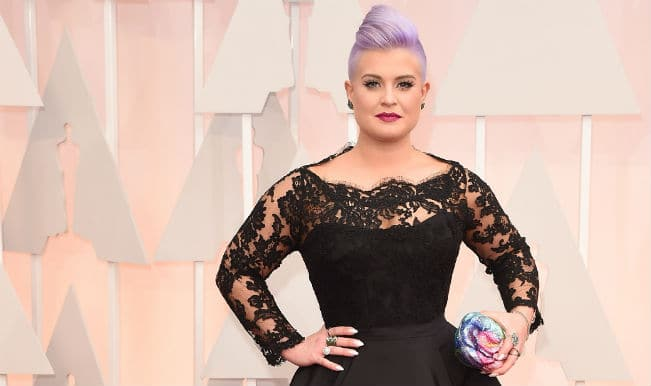 Kelly Osbourne Project Runway Junior's newest judge
