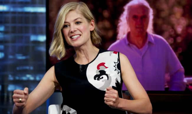 Rosamund Pike to star in High Wire Act