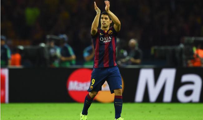 FC Barcelona striker Luis Suarez wants it all