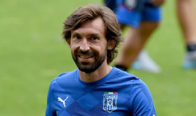 Andrea Pirlo: Wanted to leave Juventus on my own terms