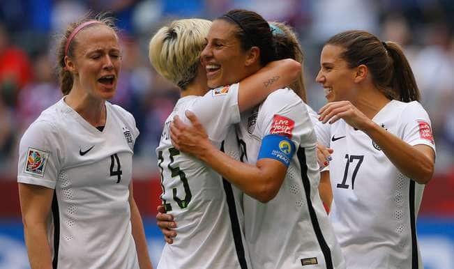 Watch FIFA Women's World Cup 2015 Final highlights – USA beats Japan 5-2!