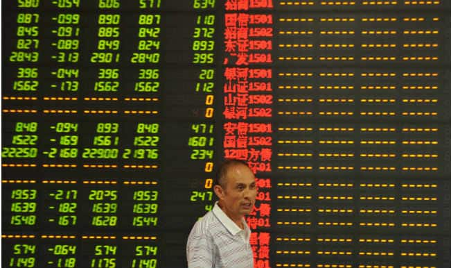 Daily: China stock market fall a test to evaluate resilience