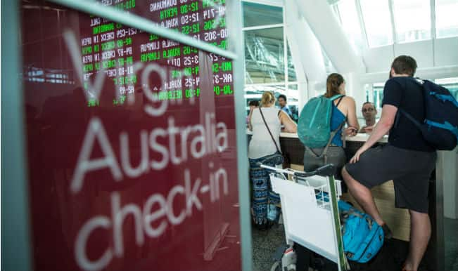 Australian airlines cancel flights to Bali due to volcano