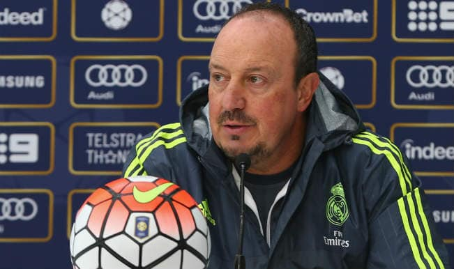 Real Madrid manager Rafael Benitez critical of Melbourne turf