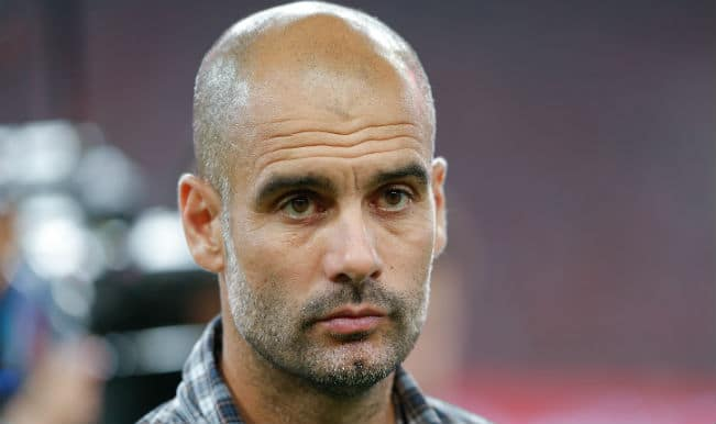 Pep Guardiola rules out coaching in China in immediate future