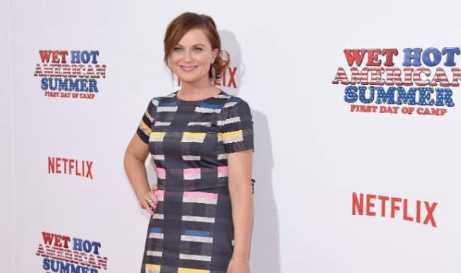 Amy Poehler to star in untitled basketball comedy