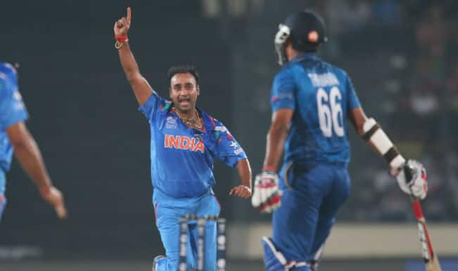 Ajit Agarkar: Amit Mishra's selection shows lack of young spinners in India