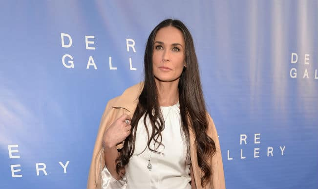 Dead man found in Demi Moore's pool