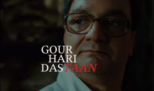 'Gour Hari Dastaan' starring Vinay Pathak, Ranvir Shourie and Konkana Sen Sharma trailer out!