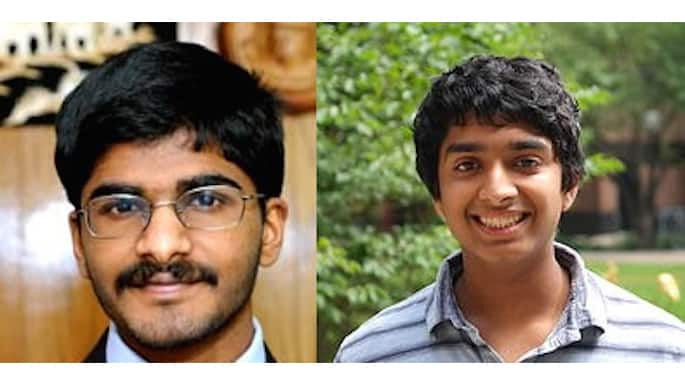 Indian American students Saranesh Prembabu, Varun Mangalick win golds for US in physics, biology Olympiads