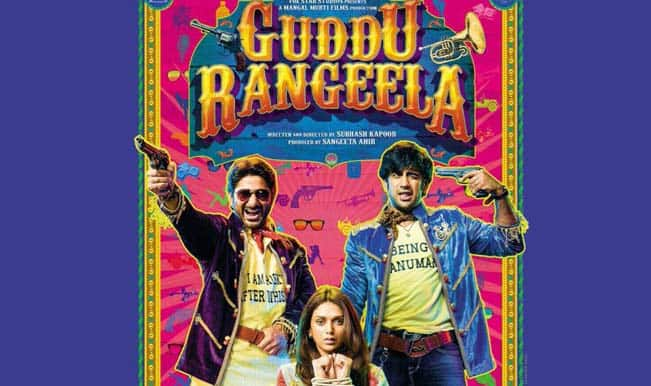 Guddu Rangeela movie review: Ronit Roy overshadows all with his chilling act!