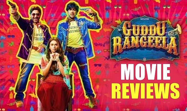 Guddu Rangeela Movie Review: An entertaining take on a dark reality
