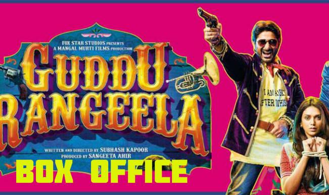 Guddu Rangeela Box Office: Arshad Warsi & Amit Sadh's chemistry churns Rs 5.82 crores in opening weekend!