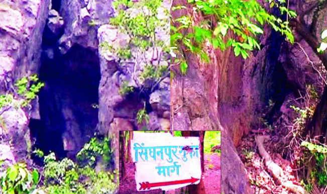इस गुफा के खजाने की रक्षा संतो की आत्मा करती है