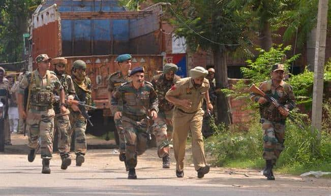 Gurdaspur terror attack: All terrorists neutralised; operation ends (Video)