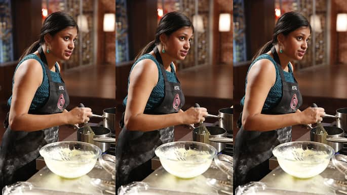 Hetal Vasavada Fights to Stay in 'Master Chef' Top 10