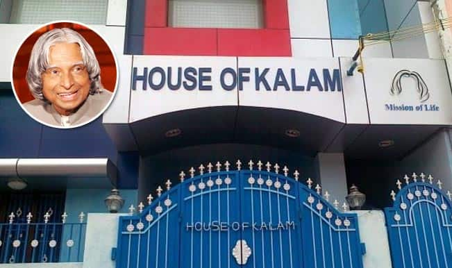 APJ Abdul Kalam's residence in Rameswaram: Watch video of former President's House of Kalam