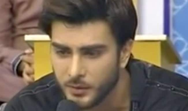 Soulful! Jaanisaar hero Imran Abbas Naqvi recites the Naat for Ramadan 2015
