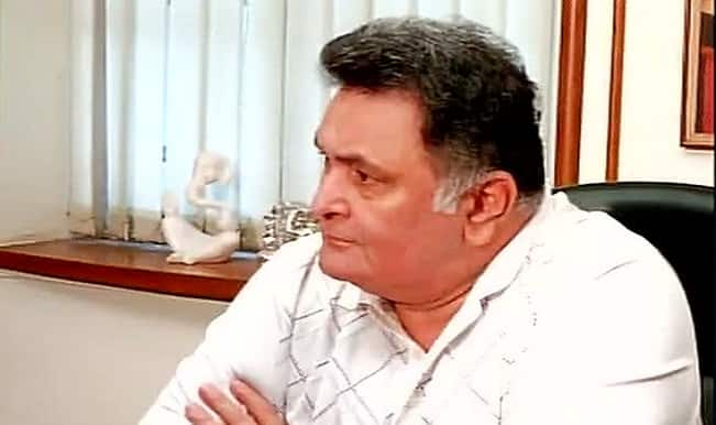 FTTI controversy: After Anupam Kher, Rishi Kapoor opposes the appointment of Gajendra Chauhan