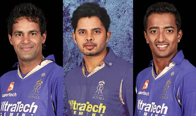 IPL spot fixing case: Sreesanth, Ankit Chavan, Ajit Chandila express relief after court's verdict