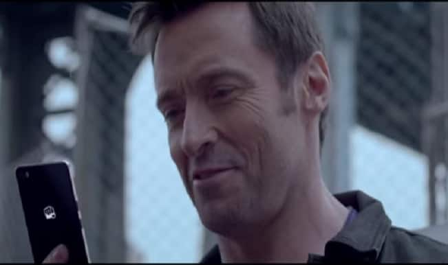 Hugh Jackman is back with Micromax, this time it's Micromax Canvas Sliver 5's ad