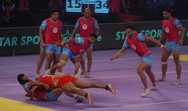 Pro Kabaddi League 2015 Live Streaming: Watch U Mumba vs Jaipur Pink Panthers Live Telecast on Star Sports