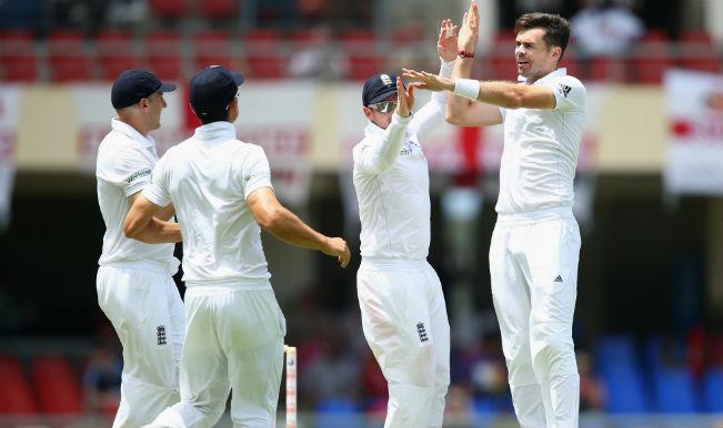 एजबेस्टन टेस्ट : एंडरसन के आगे आस्ट्रेलिया 136 रनों पर ढेर