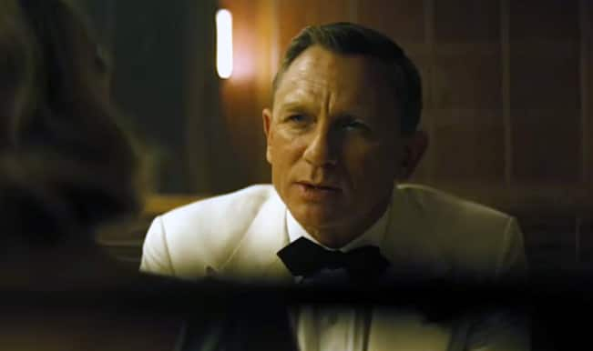 Spectre trailer: Watch James Bond accelerate with a new Aston Martin and get cozy with Monica Bellucci