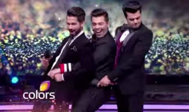 OMG! What is Shahid Kapoor doing with these two men before his wedding?
