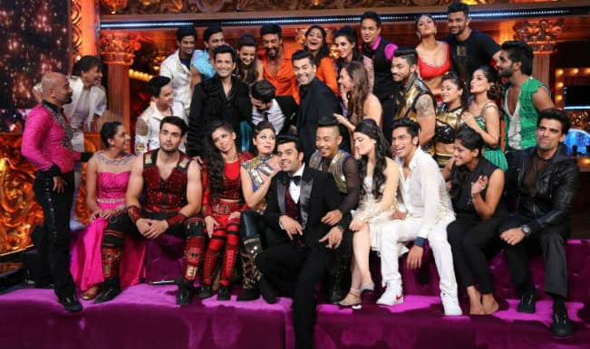 Jhalak Dikhhla Jaa Reloaded: View exclusive pictures from the Grand Premiere!
