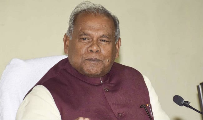 जीतन राम मांझी के 'हम' को राजनीतिक दल की मान्यता