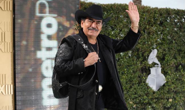 Mexican singer-songwriter Joan Sebastian dies of cancer
