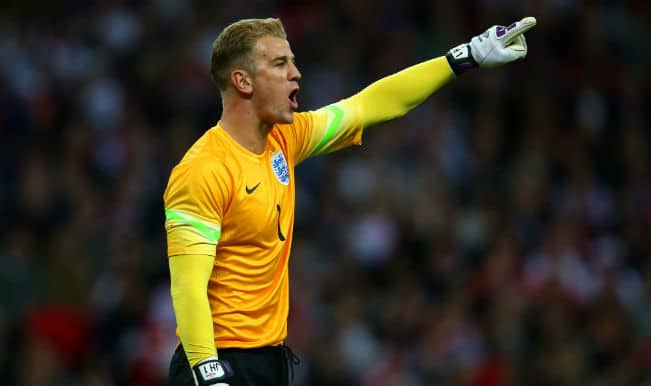 Joe Hart shows how it's done during Manchester City's penalty shootout win against AS Roma (Watch Video)