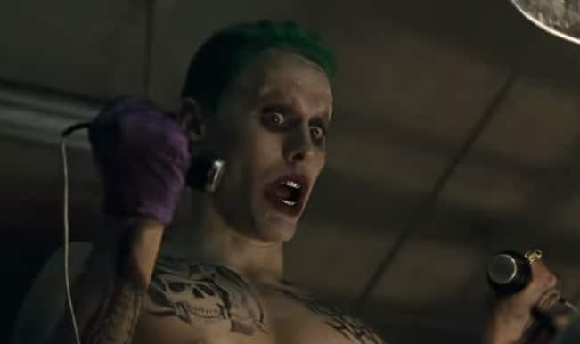 Suicide Squad Comic Con trailer: Jared Leto's Joker will blow you away!