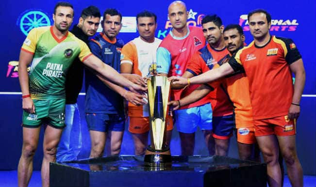Pro Kabaddi League 2015 Points Table: U Mumba topped PKL 2015 Team Standings and Positions