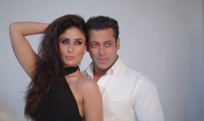 Salman Khan and  Kareena Kapoor Khan shoot for Filmfare July 2015 (Watch video)