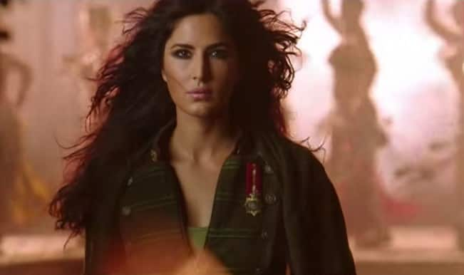 Phantom song Afghan Jalebi (Ya Baba): Katrina Kaif is smokin' hot in this action-packed but average number
