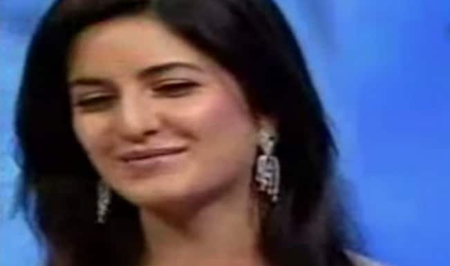 Cute! When Ranbir Kapoor asked a weird question to Katrina Kaif! (Watch video)