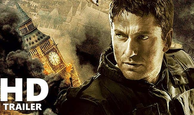 London Has Fallen teaser trailer: America must come to England's rescue (predictably)